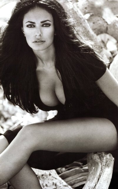MARIA GRAZIA CUCINOTTA<br/><br/>Known For:<br/><br/>THE WORLD IS NOT ENOUGH<br/>IL POSTINO<br/>THE RITE<br/>INTO THE RAINBOW<br/>...